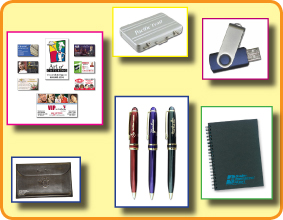 Some of the many marketing ideas and promotional products